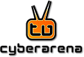 Глобальный киберспортивный проект Cyberarena.tv - Официальный партнер хостинга. Украина, Киев
